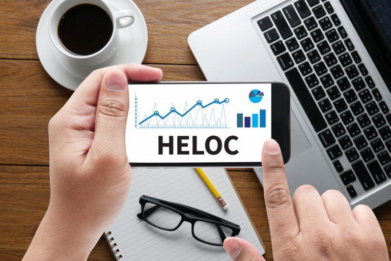 HELOC concept